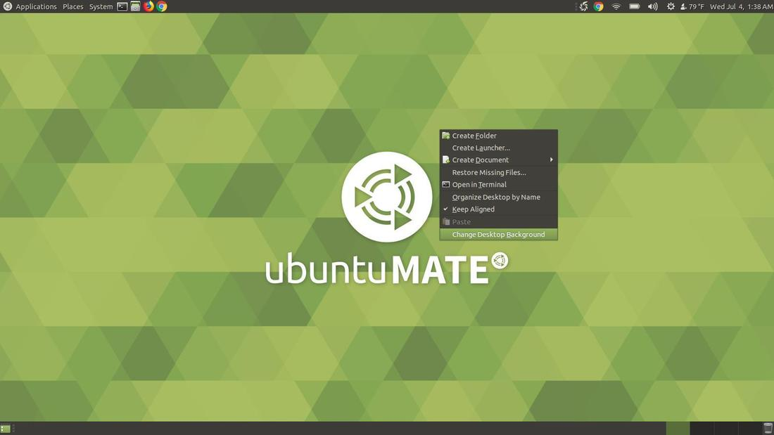 Change Wallpaper - Learn Ubuntu MATE