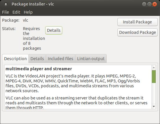 VLC Media Player - Learn Ubuntu MATE